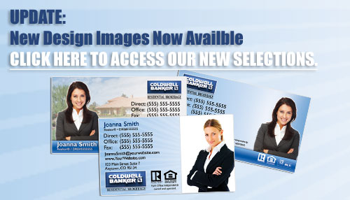 Cheap printing on Coldwell Banker Business Cards Free
