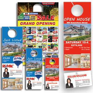 Door Hangers Cheap Printing Free Shipping