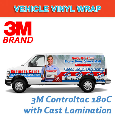 Vehicle Wraps cheap