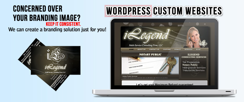 Wordpress Web Design Offer
