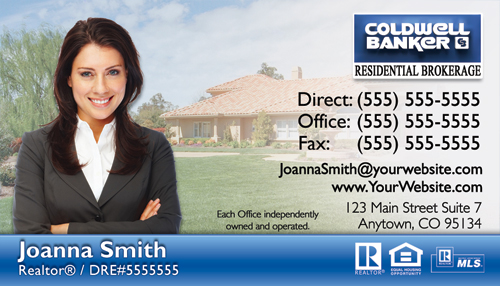 Coldwell banker business card templates cheap prices coldwell banker business card design 3b colourmoves