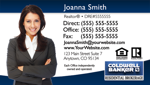 Coldwell banker business card templates cheap prices coldwell banker business card design 16a flashek Gallery