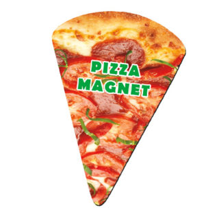 Pizza Shaped Magnet