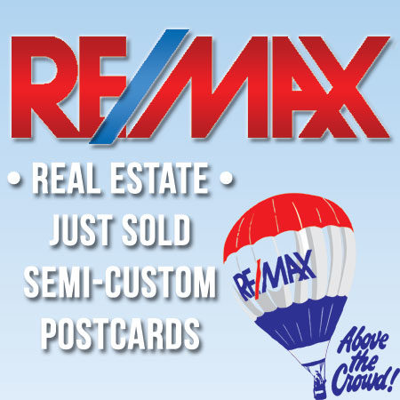 Remax eddm just sold postcards
