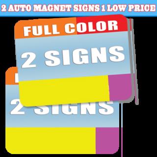 Auto Magnets-car-truck-van