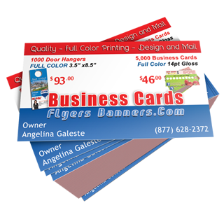 Business Cards | 5000 for $55.00 | FREE SHIPPING