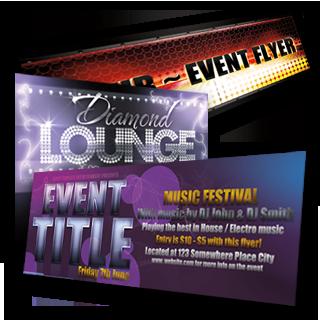Cheap Club Event Flyer