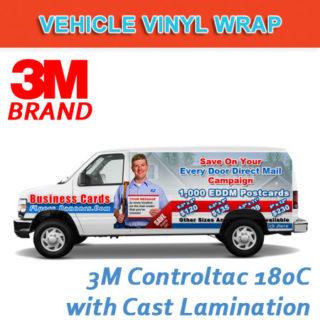 vehicle-car wrap